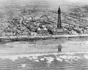 Blackpool en 1920