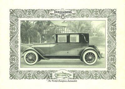 1922 Duesenberg Model A Catalogue-02