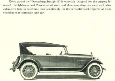 1922 Duesenberg Model A Catalogue-04