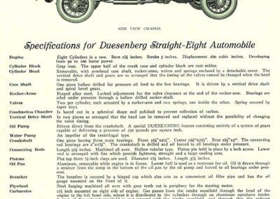 1922 Duesenberg Model A Catalogue-07