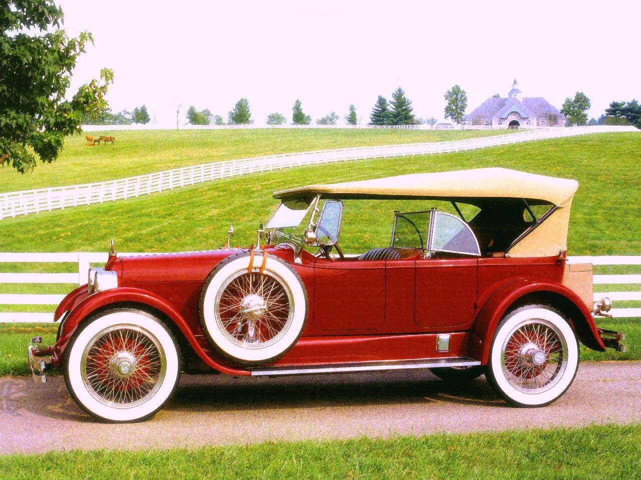 Duesenberg Modelo A de 1923