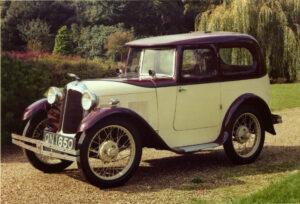 Austin Seven Swallow. (1927-1932)