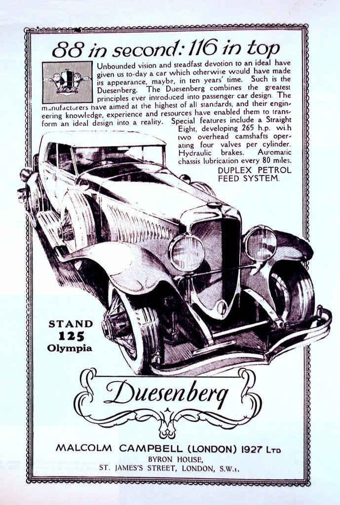Duesenberg 11