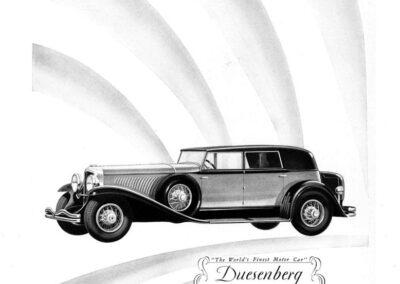 1929 Duesenberg Ad-03