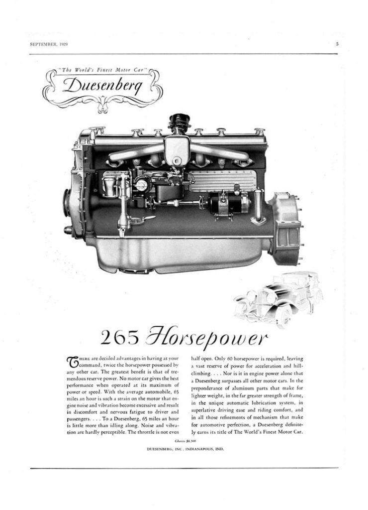 Duesenberg 17
