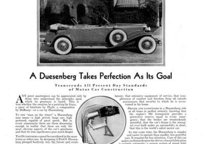 1930 Duesenberg Ad-01