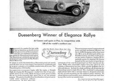 1930 Duesenberg Ad-03