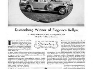 Duesenberg 21