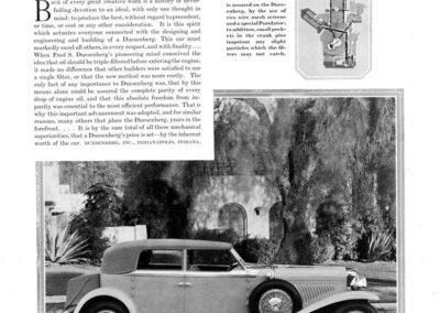 1930 Duesenberg Ad-06