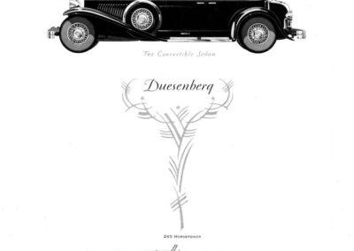 1931 Duesenberg Ad-05