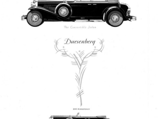 Duesenberg 29