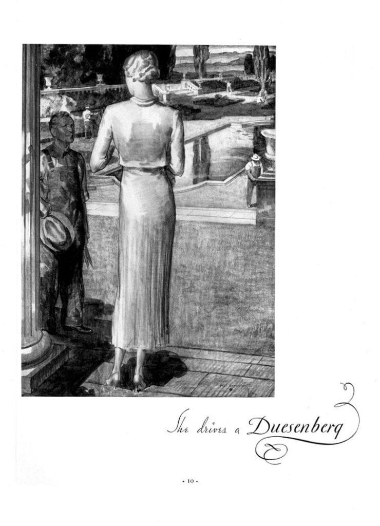Duesenberg 34