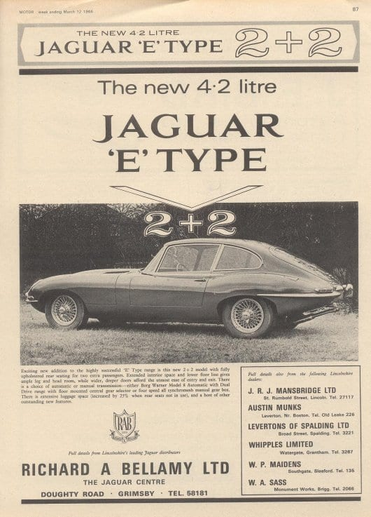 Jaguar 20