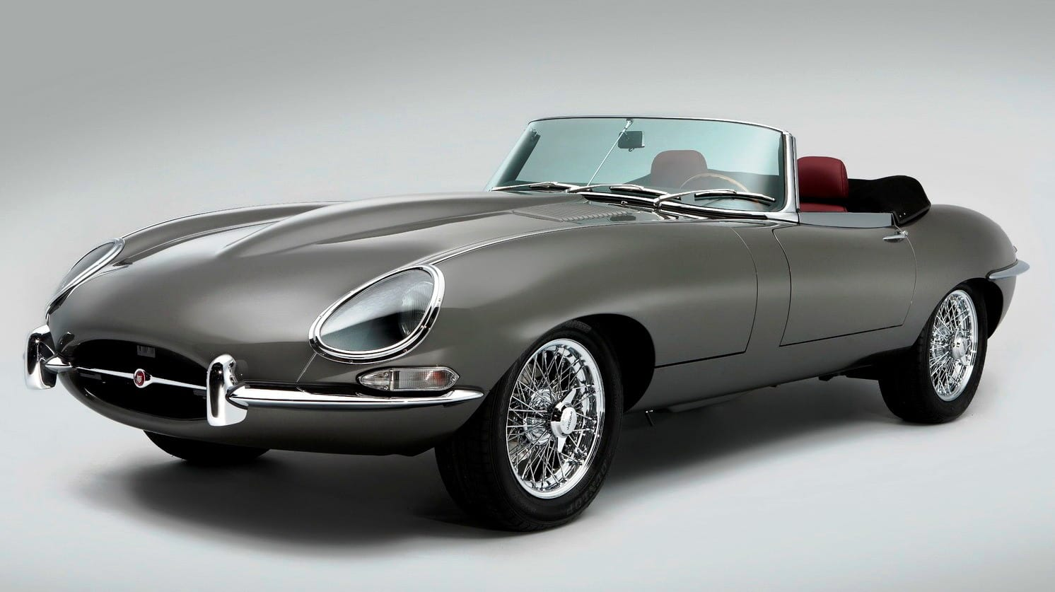 Jaguar E-type roadster de 1968