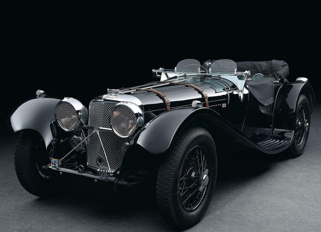 Jaguar SS 100 de 1936