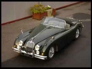 Jaguar XK 150 de 1959