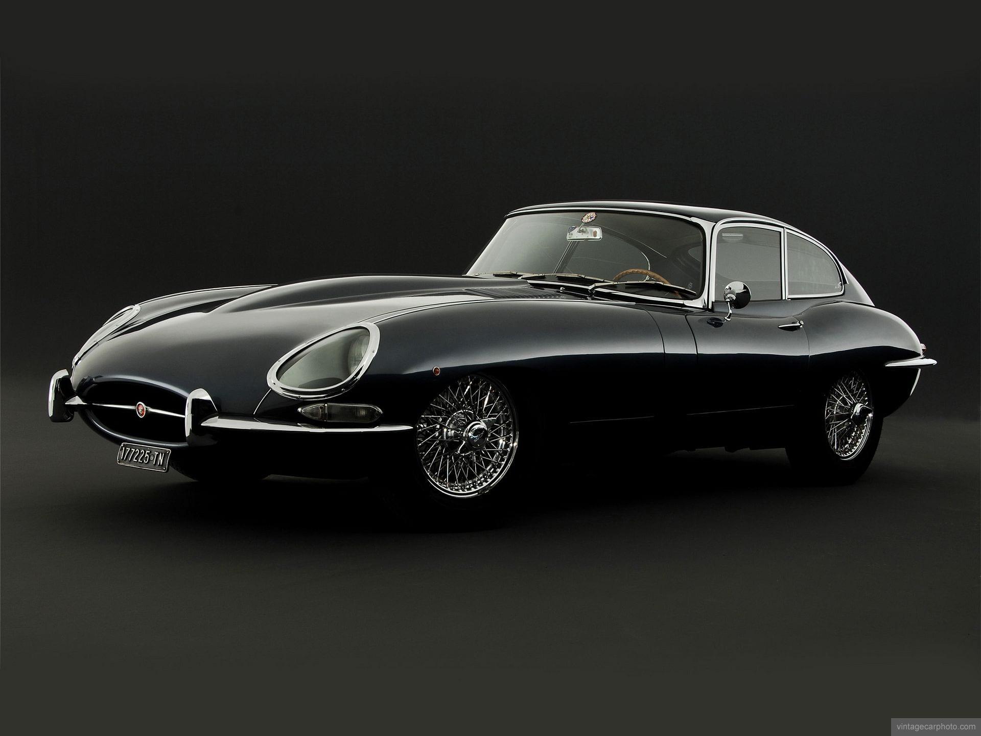 Jaguar E-Type Coupé 1961- 1967