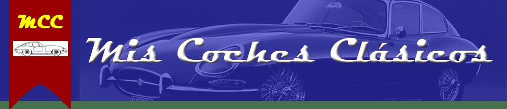 Mis Coches Clasicos 1