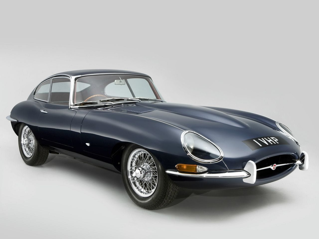 Jaguar E-Type de 1961