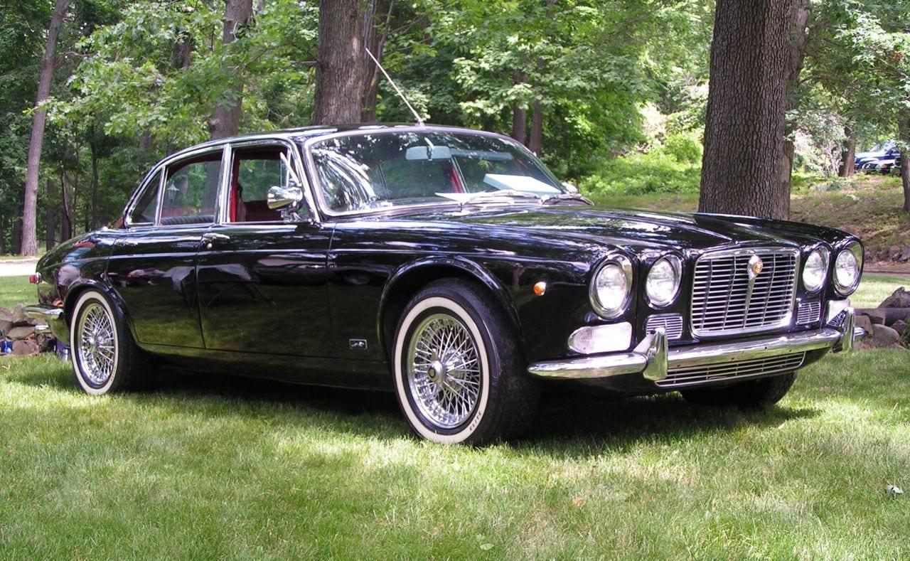 Jaguar XJ6 de 1968