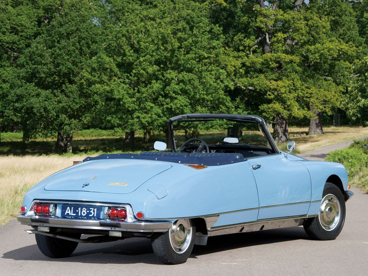 Citroen DS21 descapotable