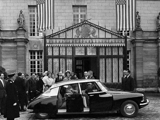 Jackye Kennedy - 1961