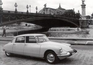 Citroen DS de 1955