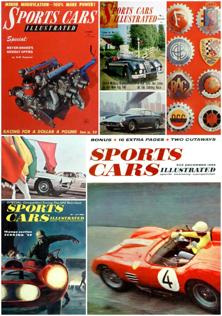 Portadas Sport Ilustrated 55