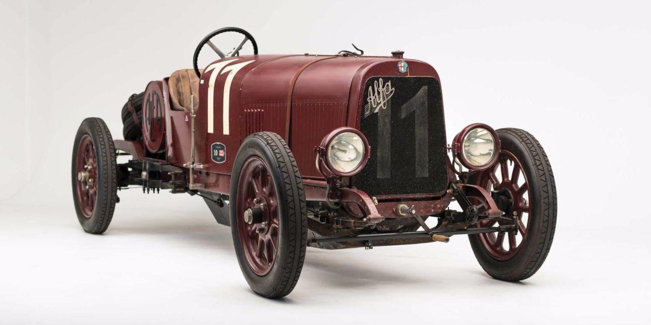Alfa-Romeo 1921 – Sotheby RM