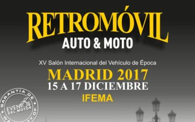 Retromovil – Madrid 2017