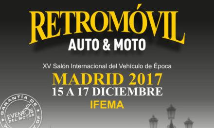 Retromovil – Madrid 2017