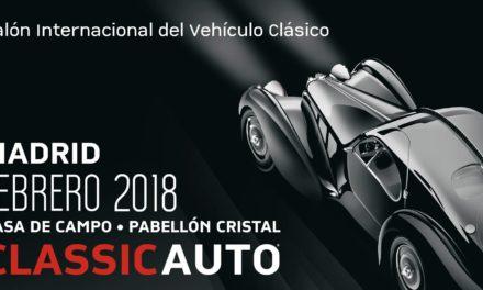 ClassicAuto IX – Madrid 2018