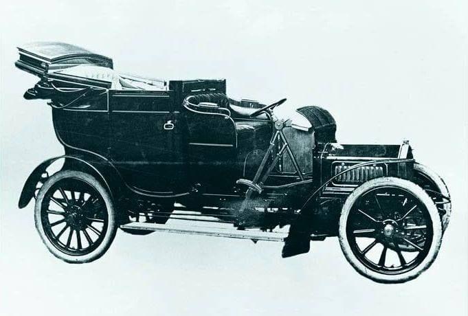 Modelo HP-15 de 1905