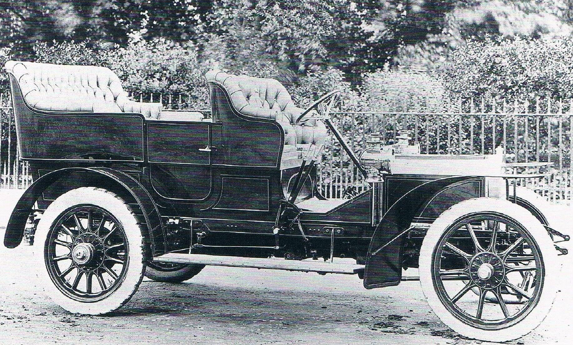 Modelo HP-20 de 1905