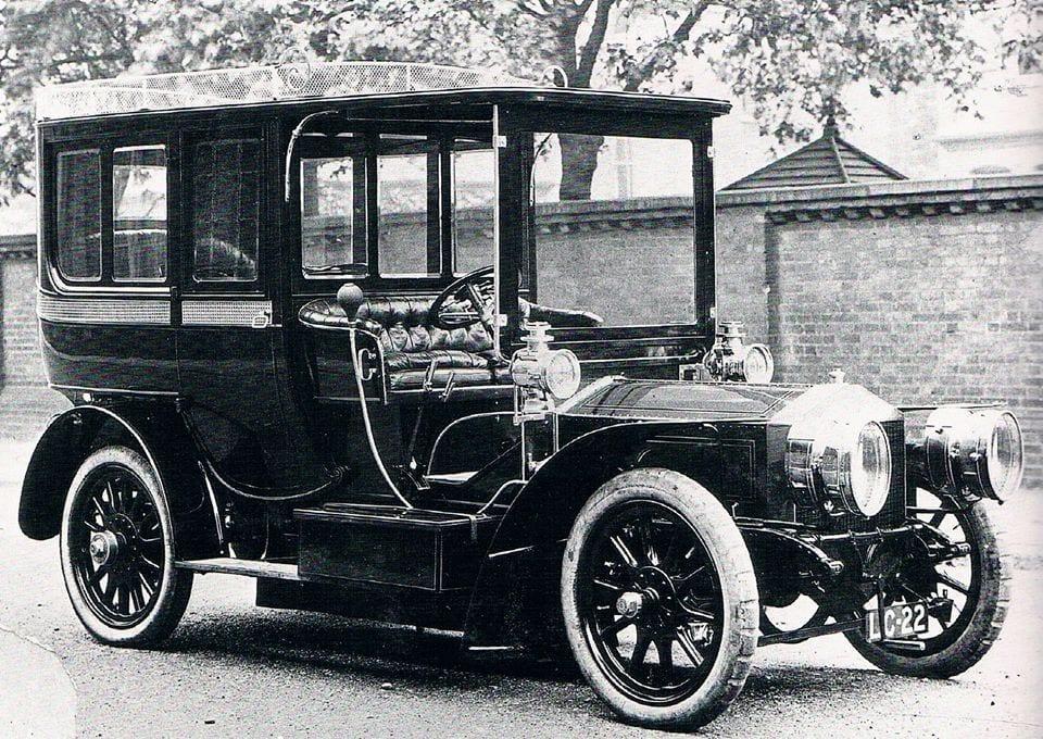 Modelo HP-30 de 1905