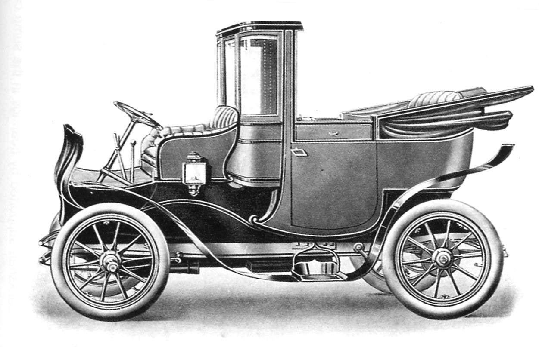 Legalimit V-8 de 1905