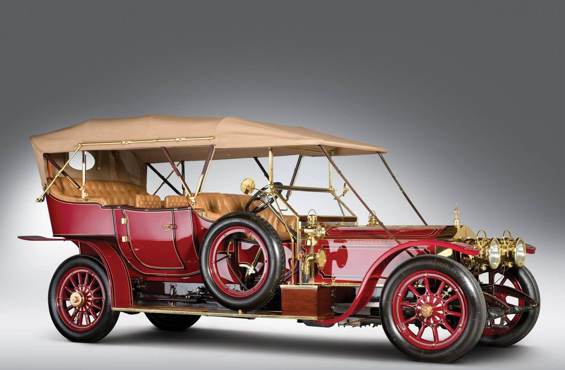 Silver Ghost de 1911