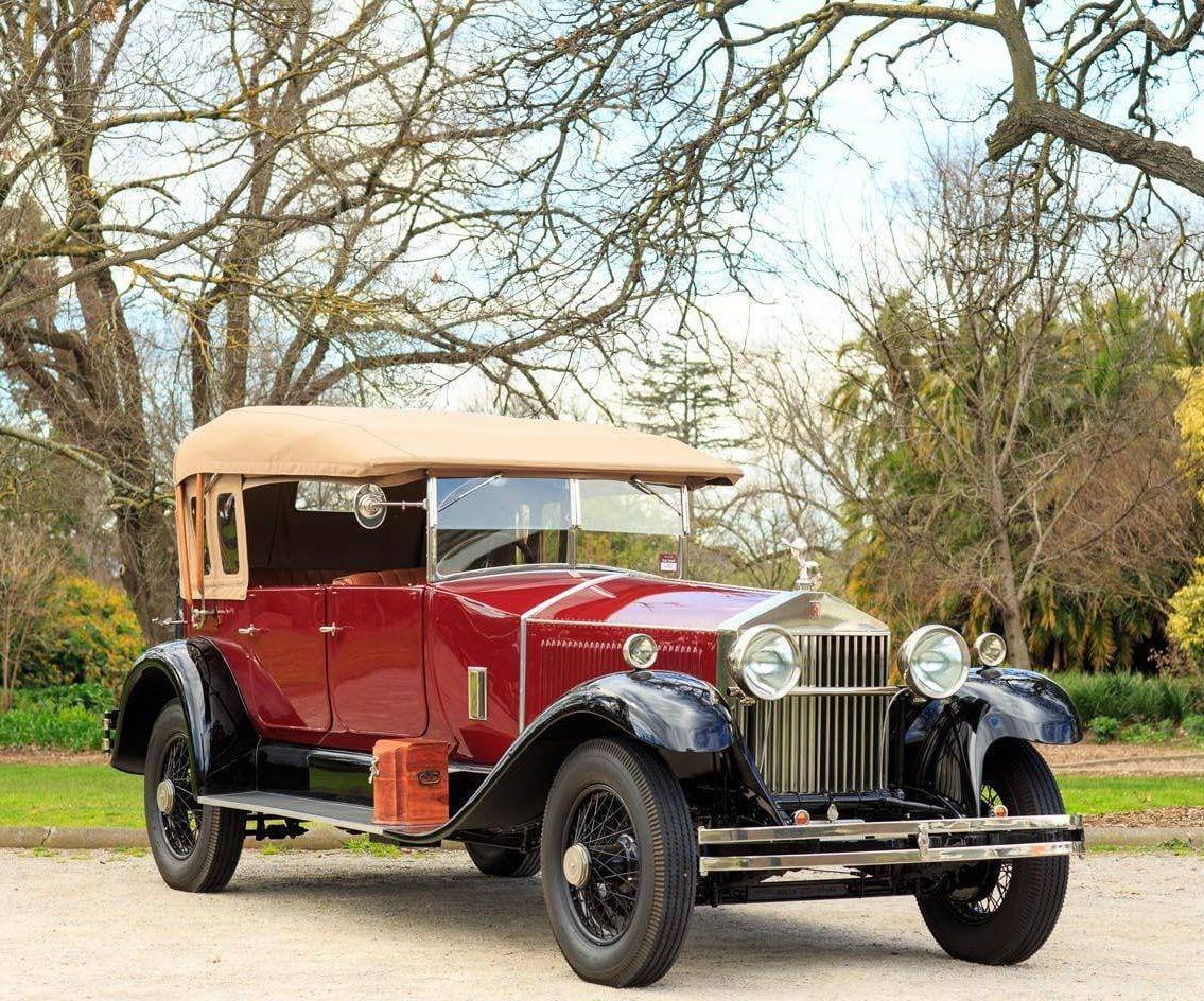 New Phantom de 1928