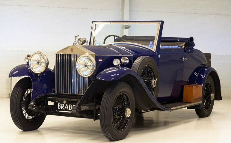 Modelo Twenty de 1929