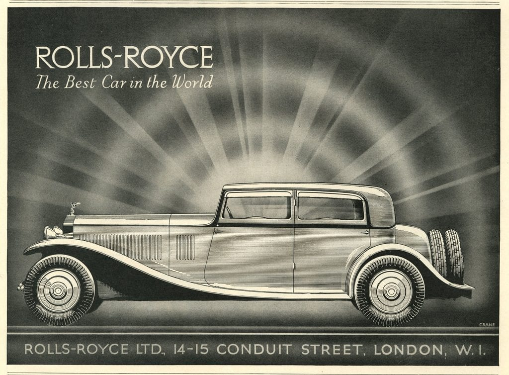 Rolls-Royce 67