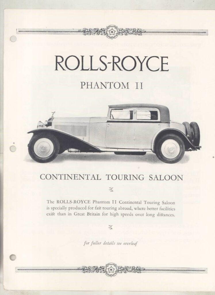Rolls-Royce 68