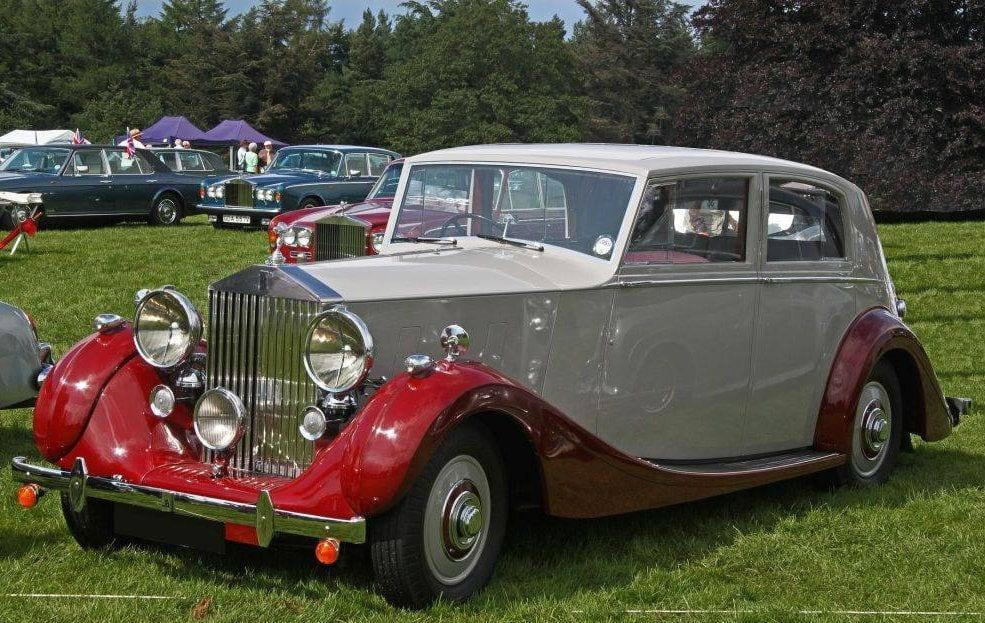 Modelo Wraith de 1938