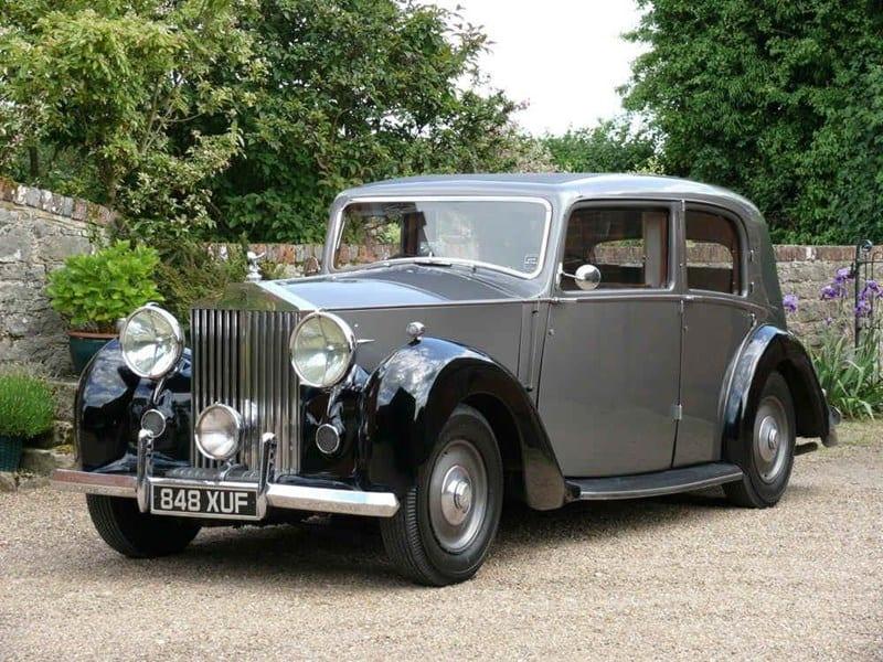 Rolls-Royce Silver Wraith de 1947