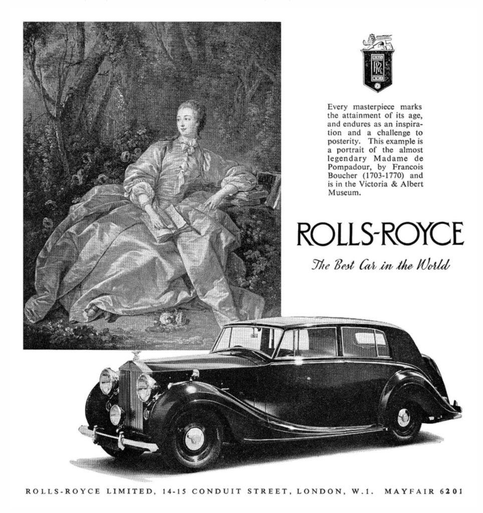 Rolls-Royce 69