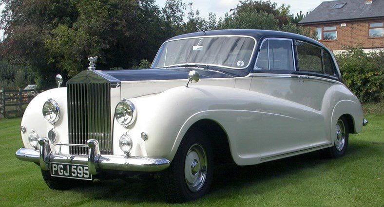 Silver Wraith de 1954