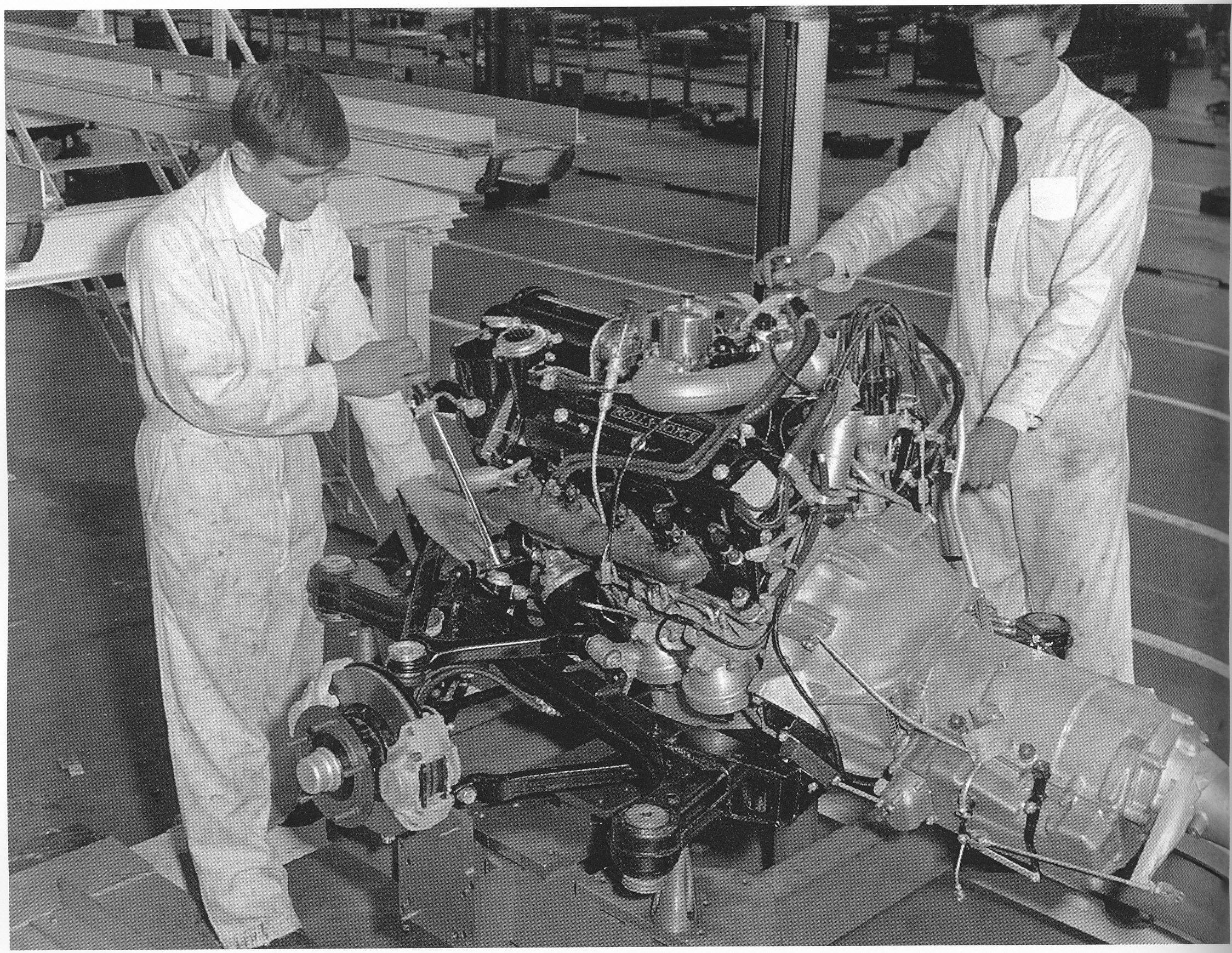 Ajustando un motor