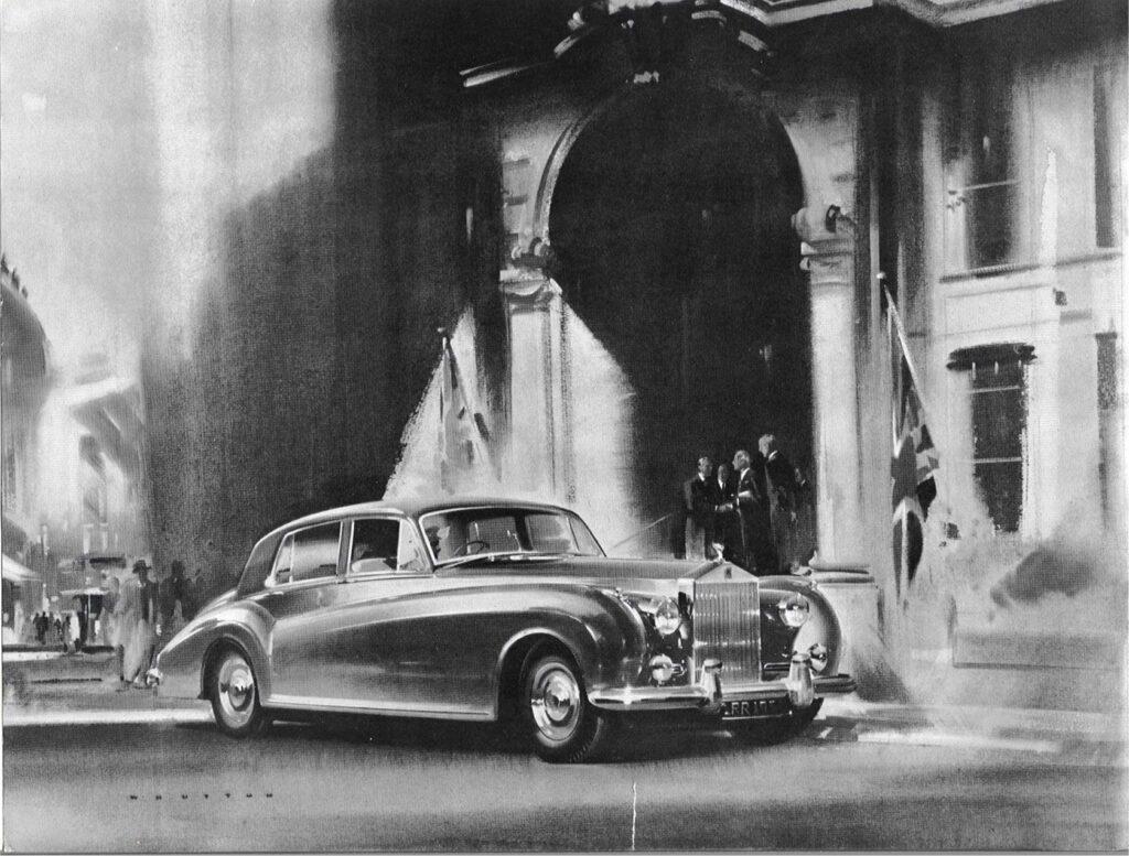 Rolls-Royce 58