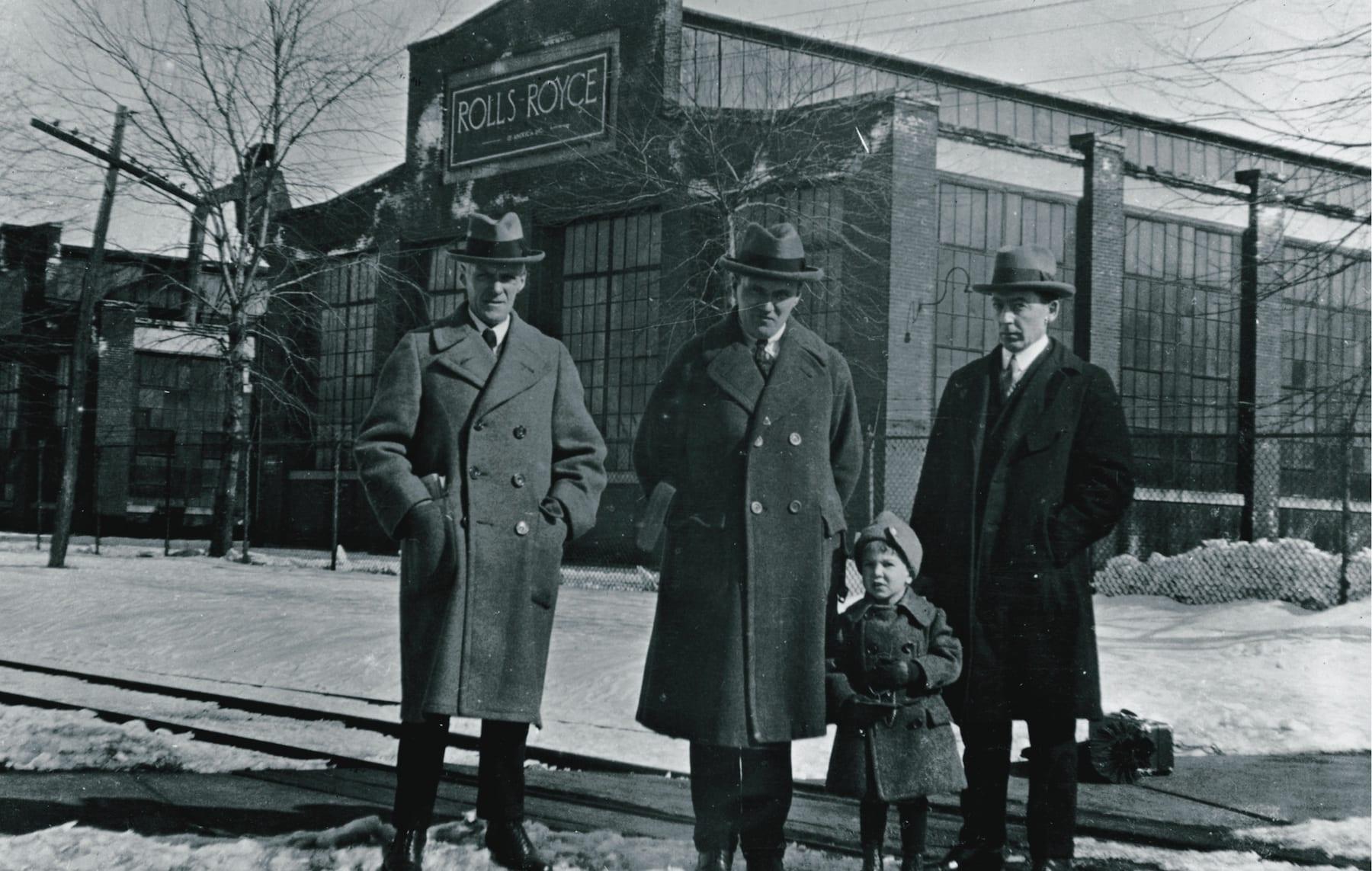 La fábrica de Rolls-Royce en Springfield (EE.UU.)
