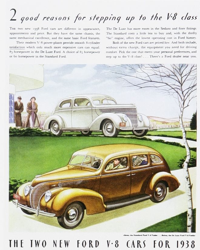 1938 - Ford