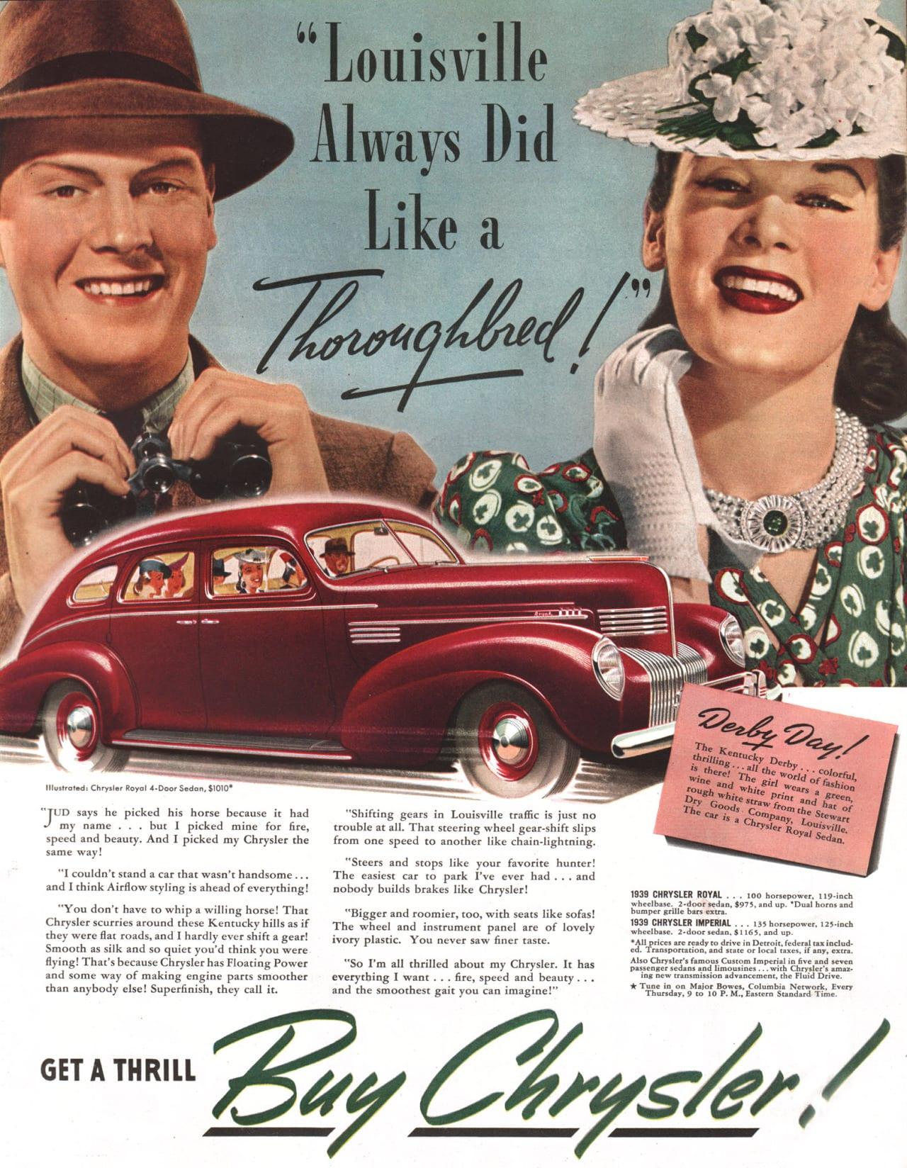 1939 - Chrysler